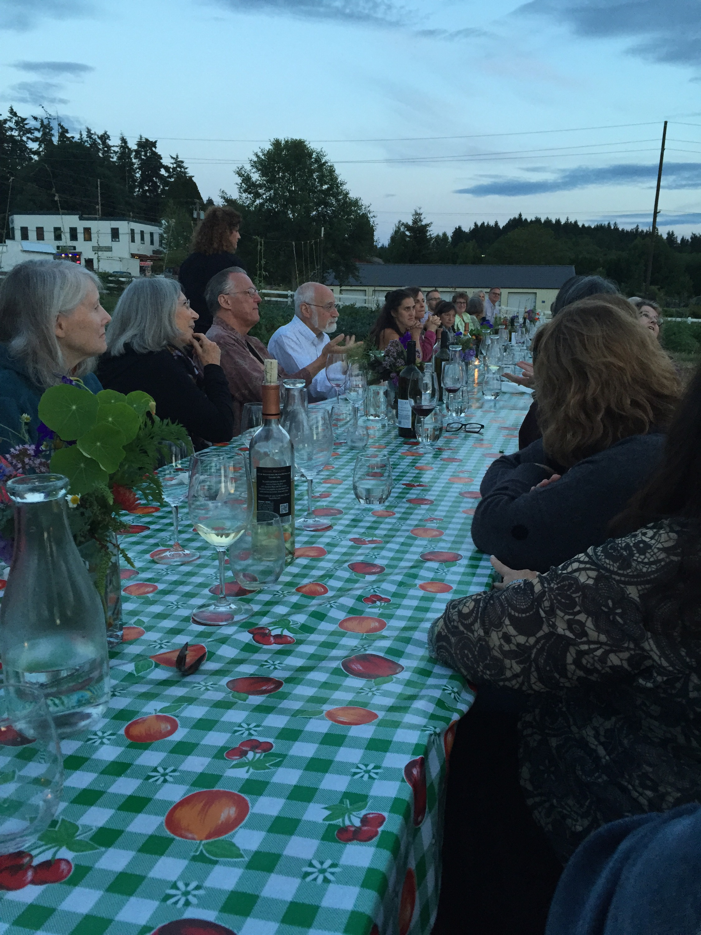 Orchard Kitchen Farm-to-Table Dinner | Whidbey Island Time